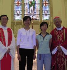 The Hong Kong Lay Missionary Association